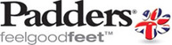 Padders Sandals - stockist of extra wide fitting shoes, therapeutic shoes, diabetic footwear & comfortable footwear